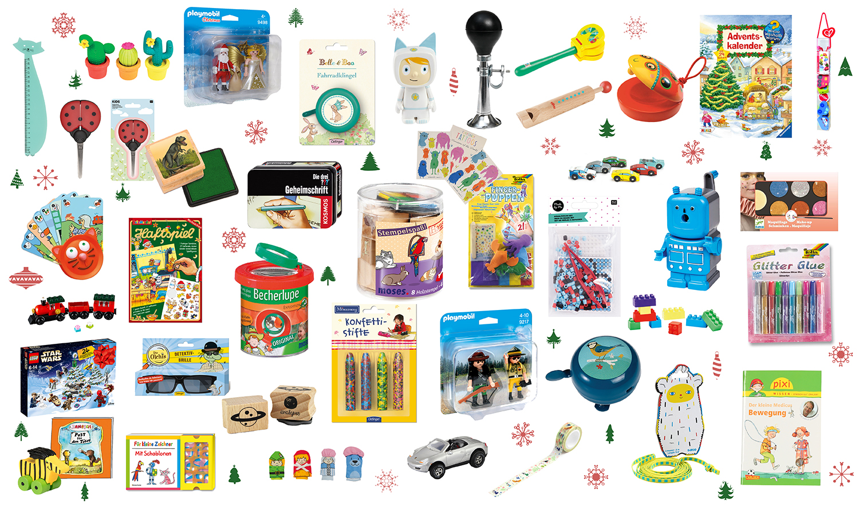 Adventskalender Füllen Ideen Kleinkinder.Ideen Fur Den Selbstbefullten Adventskalender Fur Kinder