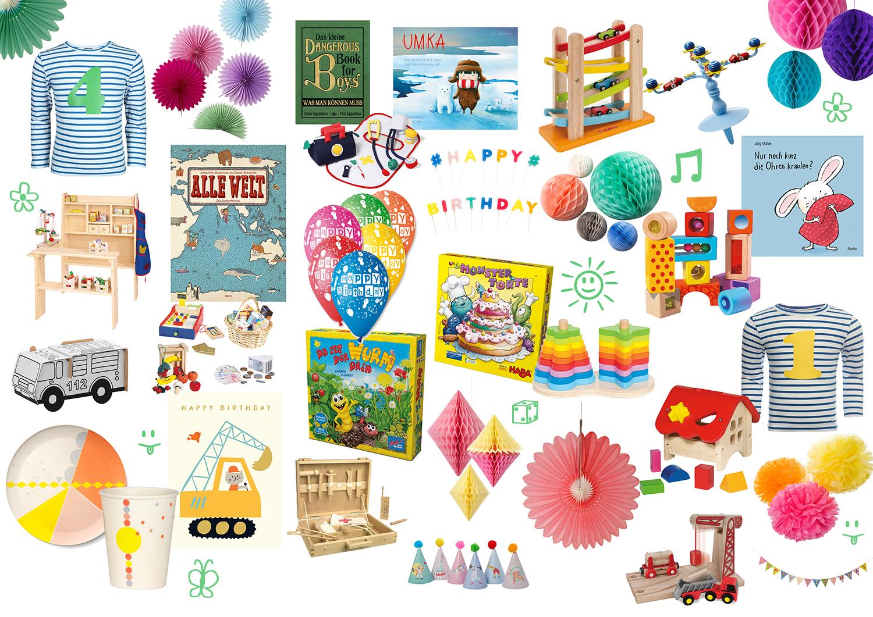 Inspiration Life With Kids Geschenkideen Zum 1 Und 4