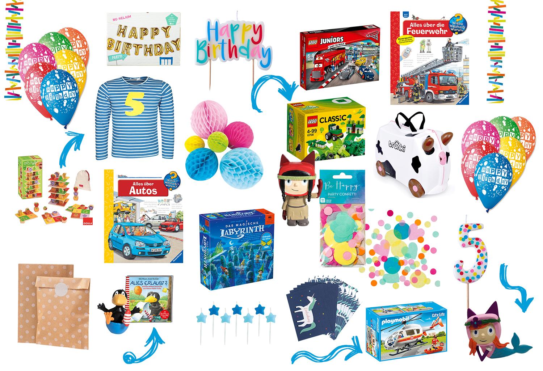 2 Und 5 Geburtstag Geschenkideen Und Rezepte Wunderhaftig