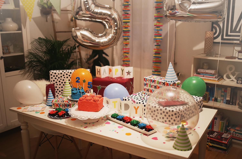 2. und 5. Geburtstag - Geschenkideen und Rezepte | Wunderhaftig