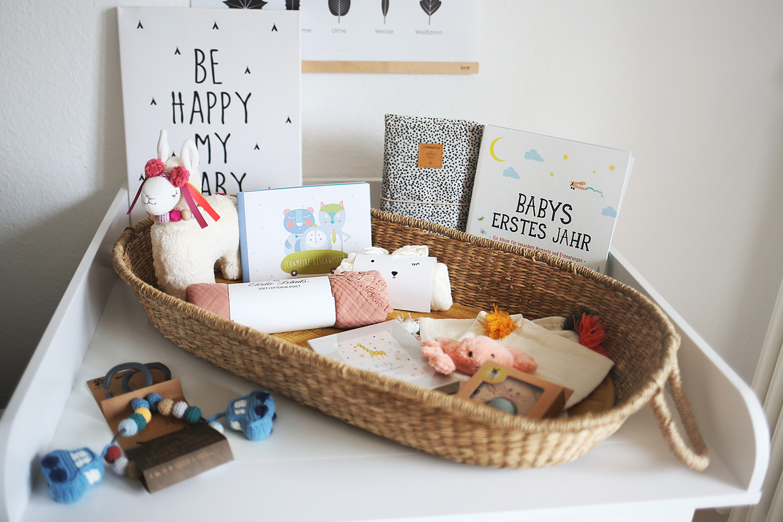 Tolle Und Besondere Geschenkidee Zur Geburt Fur Mama Und Baby Wunderhaftig