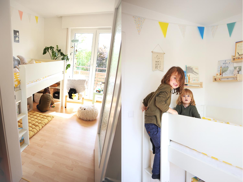 Etagenbett Jungs : Kinderzimmer room tour einblicke in das reich der jungs wunderhaftig