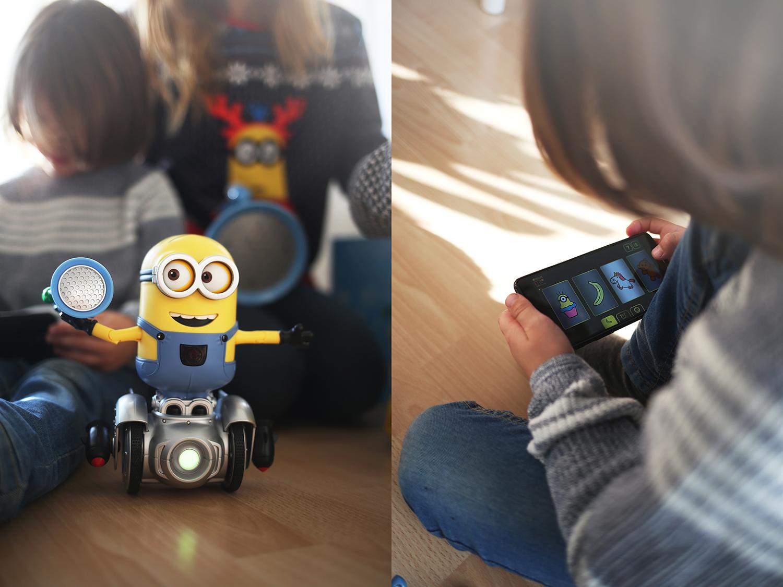 Minion Camera App : Wir feiern mit den minions den yellow friday wunderhaftig