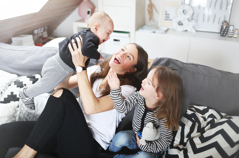 Gedanken zum Mama sein - Was bin ich für ein Typ Mama