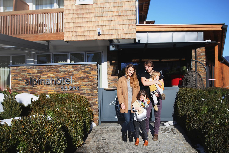 Alpina zillertal family